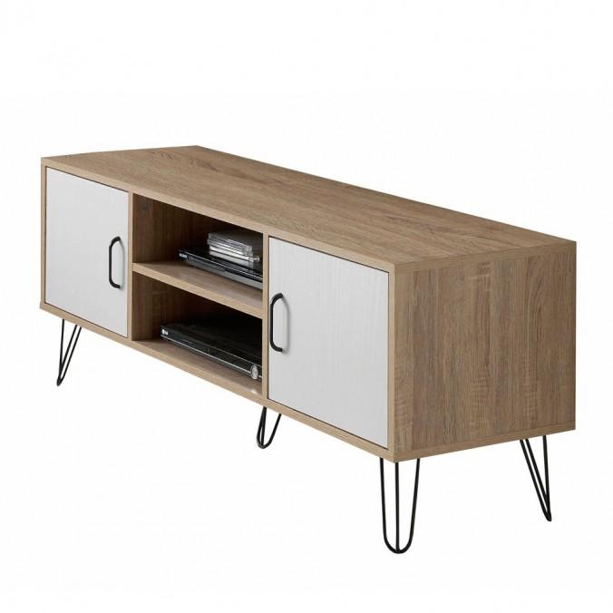 Mueble de TV estilo nrdico 120x40x48h  Erizho