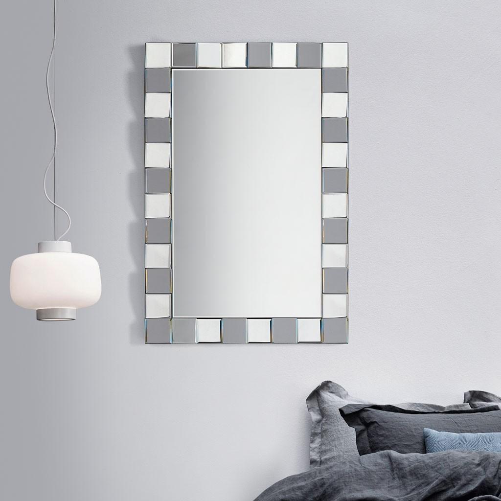 Espejo de pared diseo 60x895cm marco cuadros  Erizho