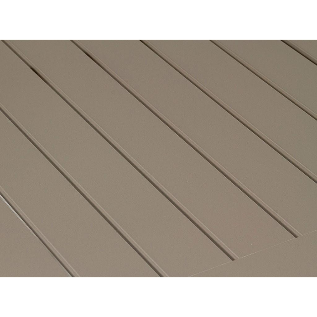 Mesa de jardn extensible  151x89x75h  Erizho