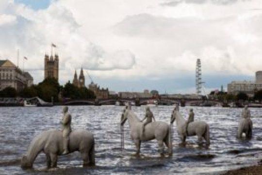 Londres y las esculturas de Taylor