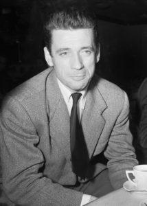 El actor italo-francés Yves Montand en 1952