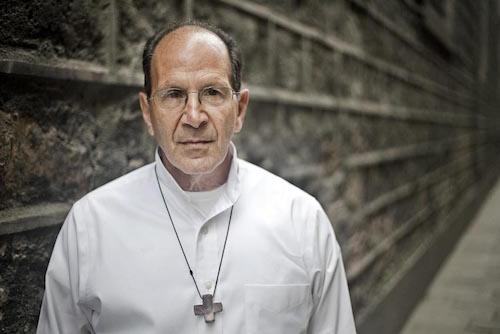 Alejandro Solalinde, mexicano nominado al Premio Nobel de la Paz 2017