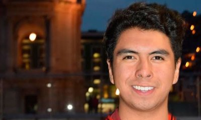 ¡Bravo! Estudiante mexicano es nominado al premio Nobel de la Paz 2017