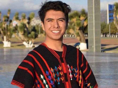 Daniel Alonso, estudiante mexicano nominado al Premio Nobel de la Paz 2017