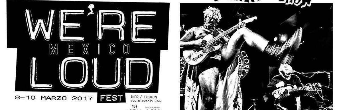 Slovenly Records nos trae lo mejor del garage en el We're Loud Fest