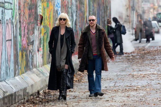 Una de las películas más esperadas del año, Atomic Blonde