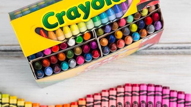 Crayola se despide de uno de sus colores