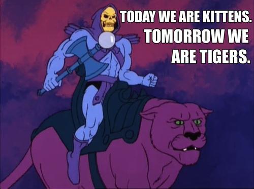Skeletor es genial hasta en meme