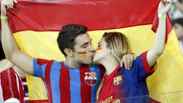 Científicos lusos comprueban que la pasión por el futbol es similar al amor romántico