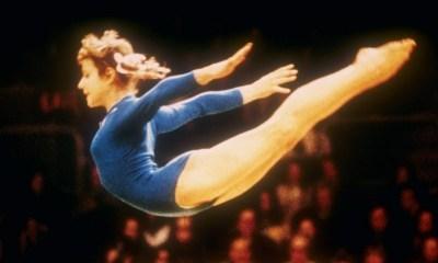 La gimnasta olímpica tuvo que vender sus medallas olímpicas
