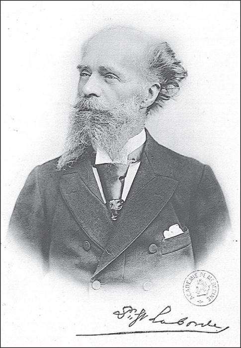 Jean Baptise Vincent Laborde, neurólogo francés