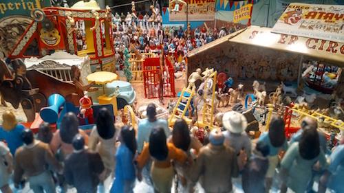 Vista del Museo del Juguete Mexicano