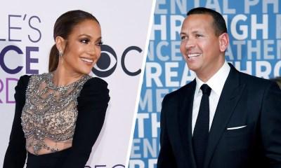 Así comenzó el romance entre Jennifer Lopez y Alex Rodriguez