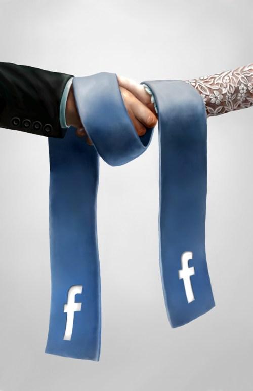 Hasta que FB los separe