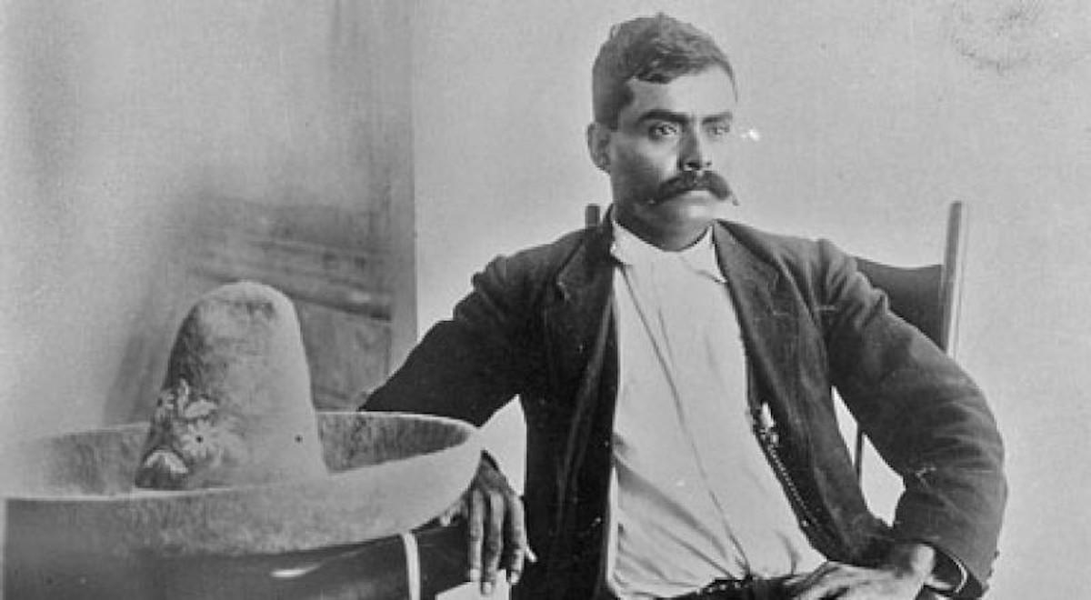 ¿Emiliano Zapata tuvo una relación homosexual?