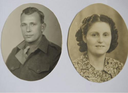 Este matrimonio estuvo junto por 77 años