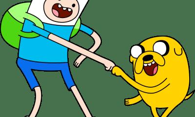 Hora de Aventura es una de las mejores caricaturas actuales