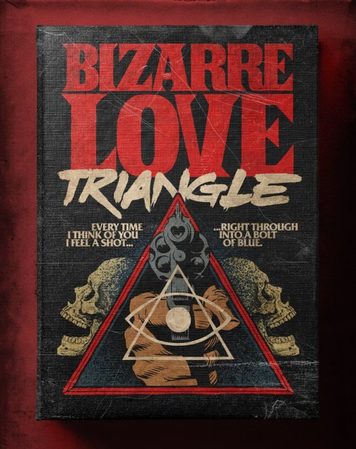 Butcher Billy ilustra Bizarre Love Triangle de New Order
