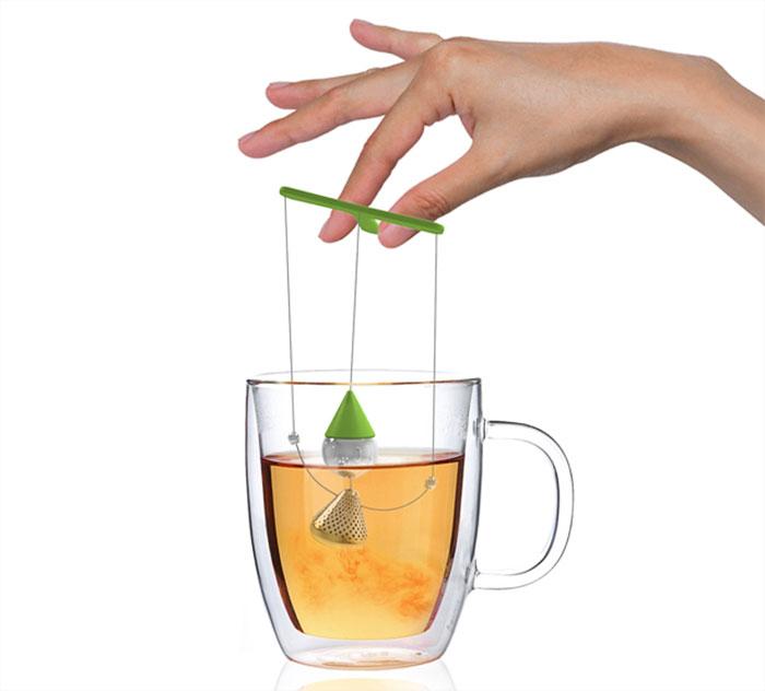 Teanochio Tea infuser ganador del A' Design Award & Competition