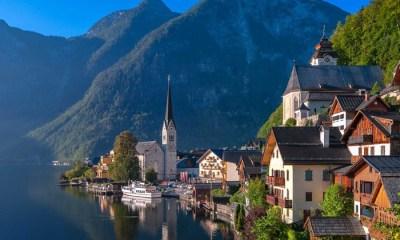 Según Instagram, Hallstatt es el pueblo más bonito de Europa