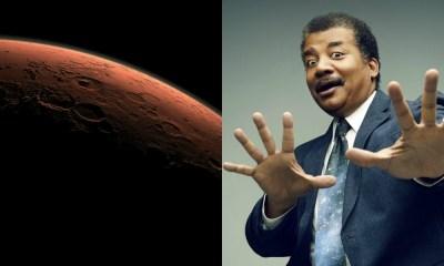 Neil deGrasse Tyson tiene sus reservas sobre ir al planeta Marte