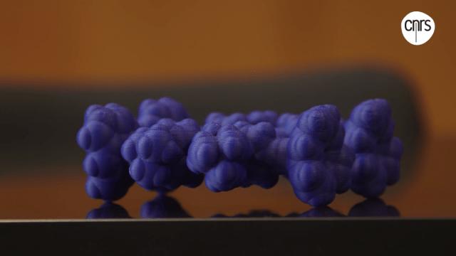 NanoCar Race será la primera carrera de moléculas, o nanoautos