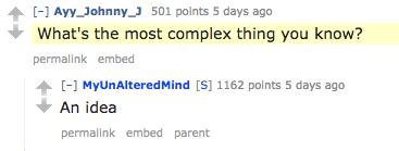 Un niño de 3 años respondió ingeniosamente las preguntas de un grupo de extraños en Reddit
