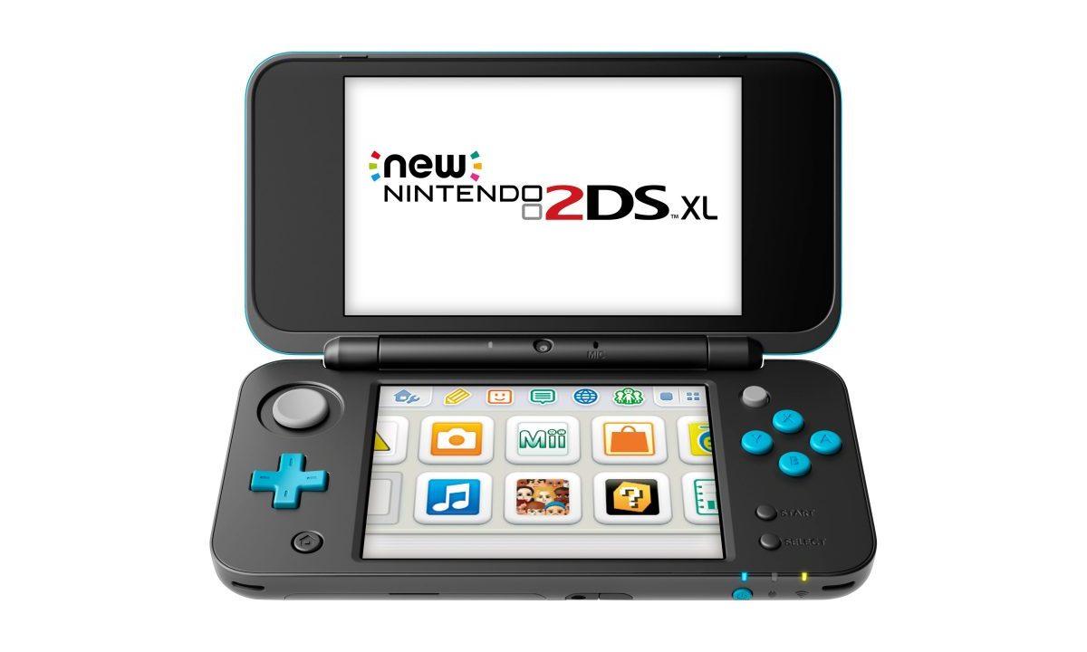 La nueva consola de la familia 3DS: la New 2DS XL