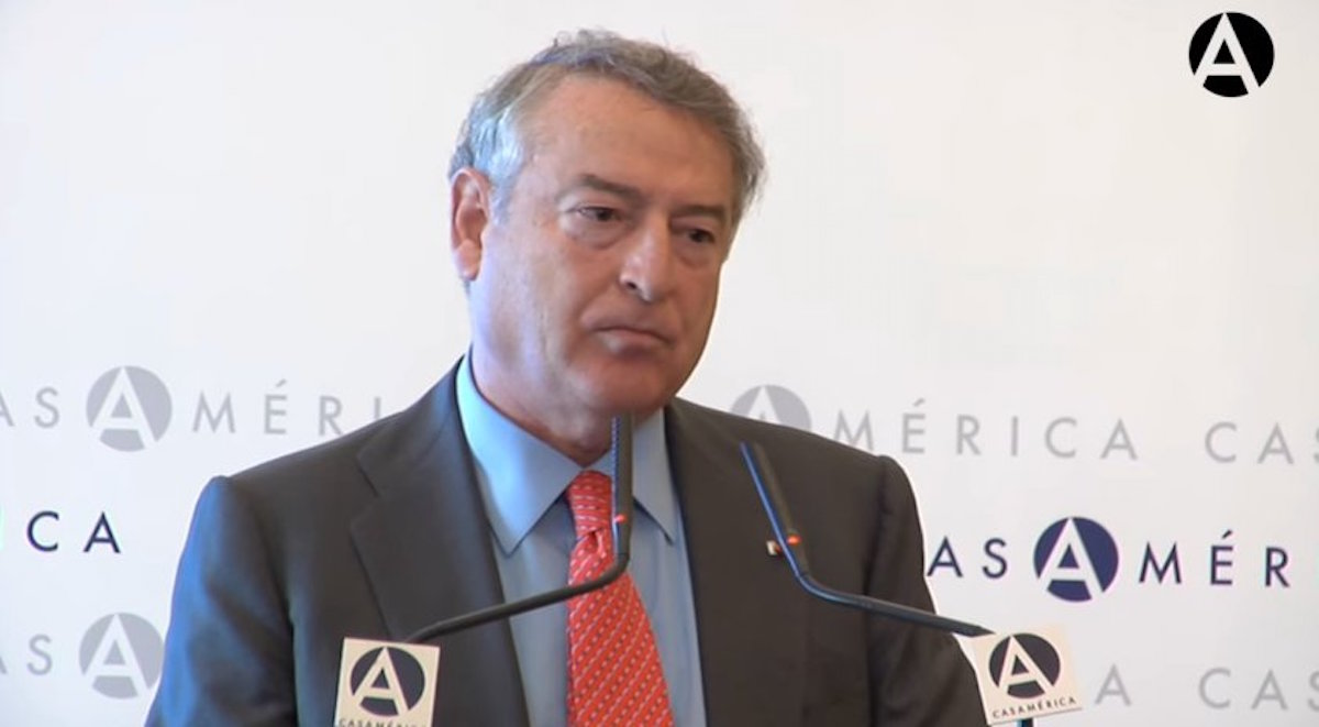"Presidente de RTVE expresó que: ""España nunca fue colonizadora, fue evangelizadora"""