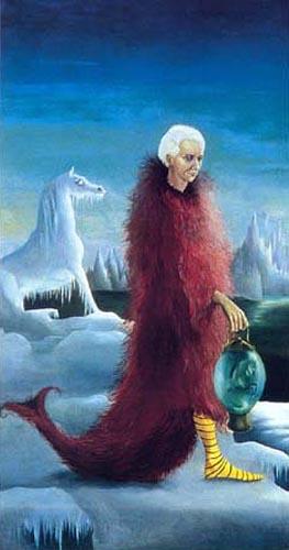 Retrato de Max Ernst. 1939