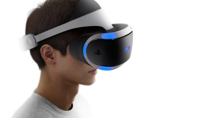 Los visores de realidad virtual de Sony, PlayStation VR