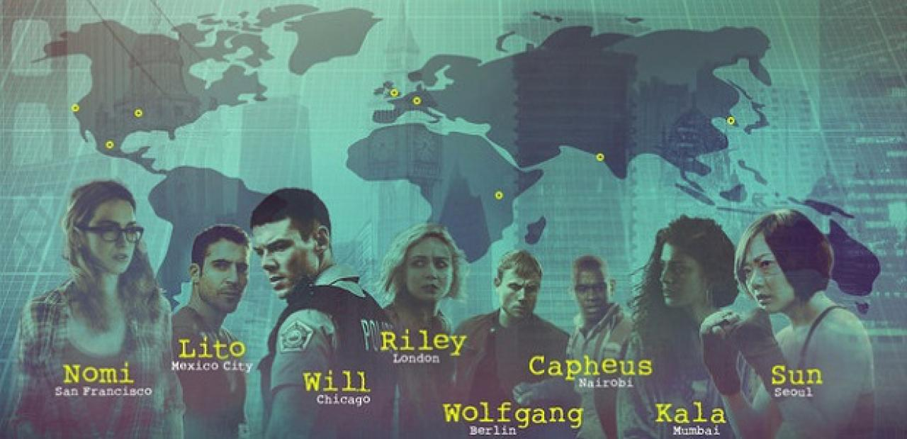 Al fin se estrenó el trailer de la segunda temporada de Sense8