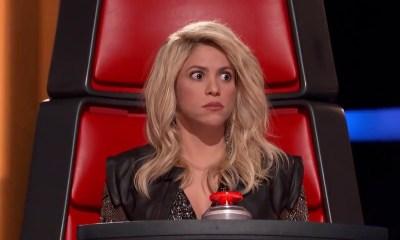 Shakira le dice NO a otra temporada en The Voice