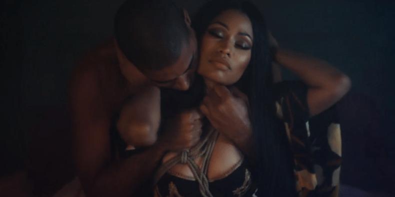 """""""Regret In Your Tears"""", el nuevo video de Nicki Minaj es realmente sexy"""