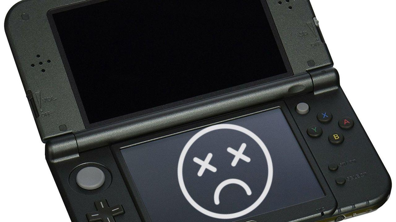 Nintendo lanzó una nueva oleada de suspensiones de 3DS