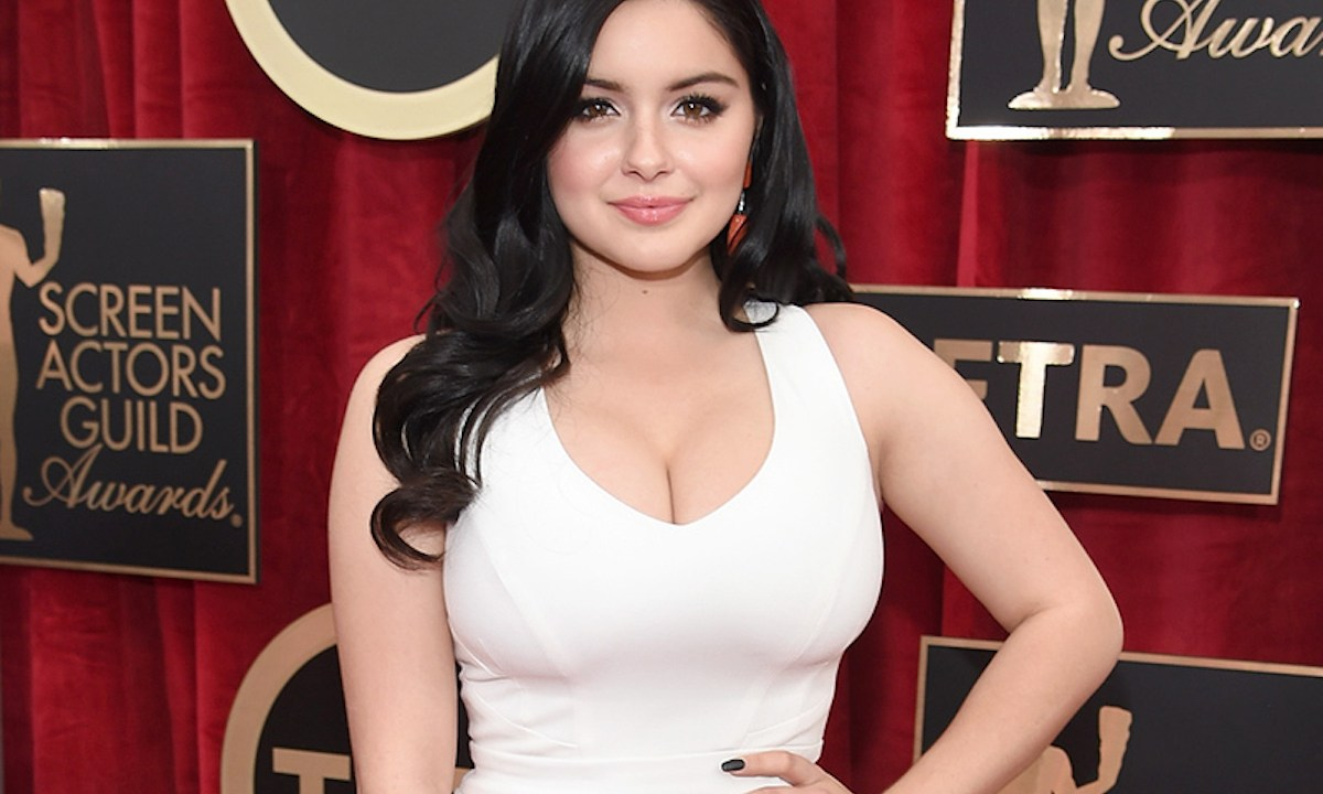 Ariel Winter conmemora el Memorial Day con un bikinazo