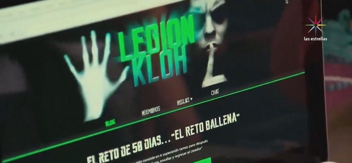 """La Rosa de Guadalupe lanza un capitulo dedicado al reto de la """"Ballena Azul"""""""