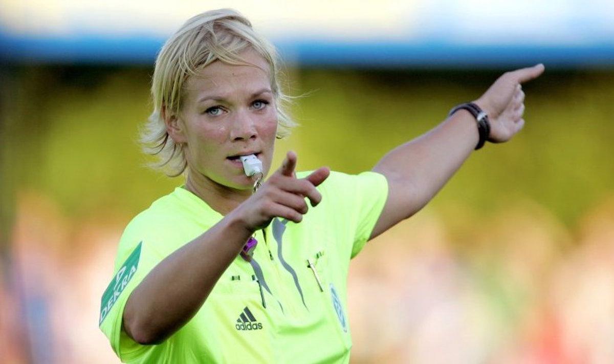 Bibiana Steinhaus será la primer mujer en la historia que dirija en la Bundesliga