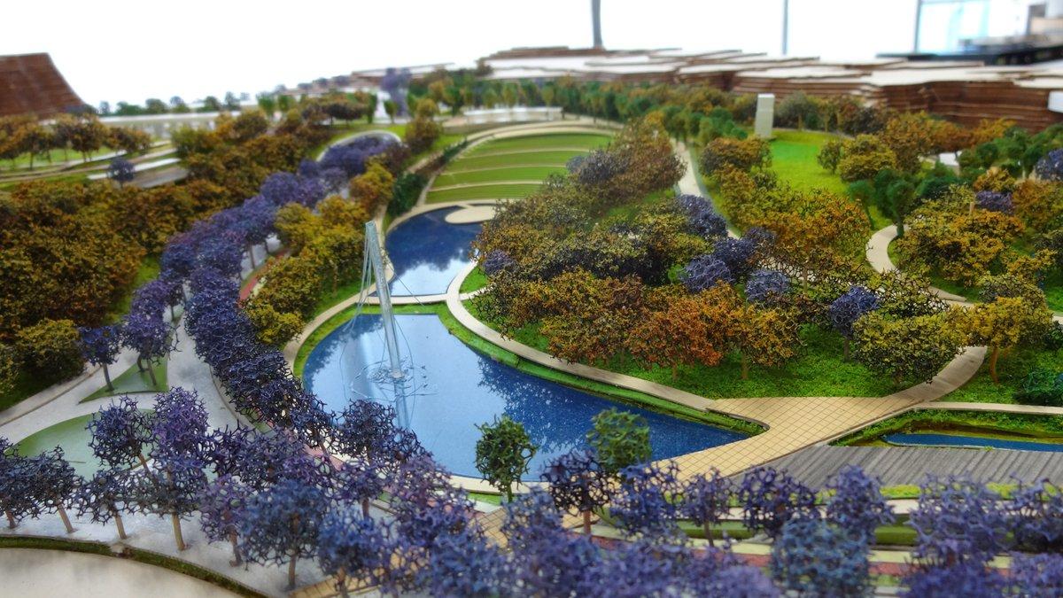 La CDMX tendrá un segundo Bosque de Chapultepec en Santa Fe llamado La Mexicana