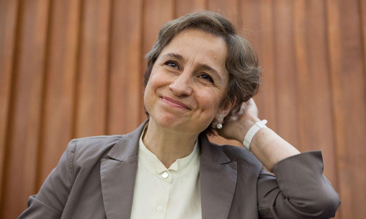 Carmen Aristegui entrevista a Pati Chapoy y la redes sociales arden