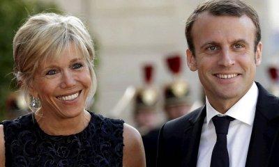 Macron responde a las críticas sobre la diferencia de edad que tiene con su esposa