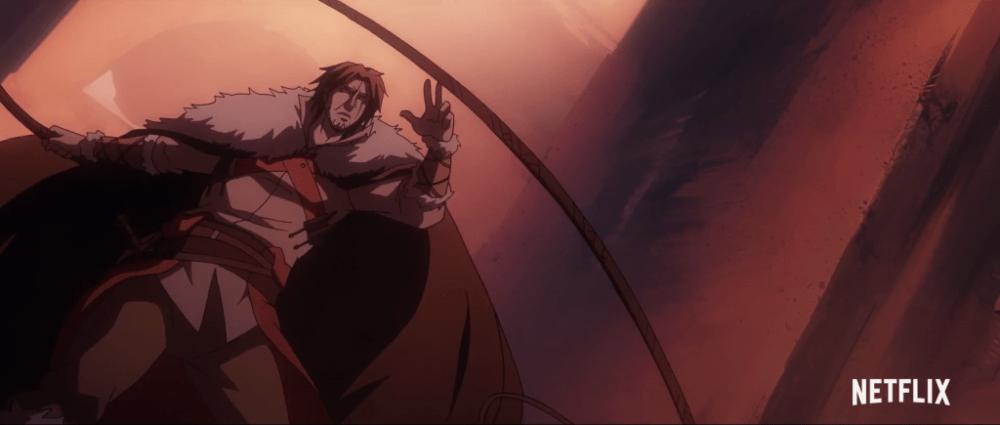 Netflix liberó el primer avance de su adaptación de Castlevania