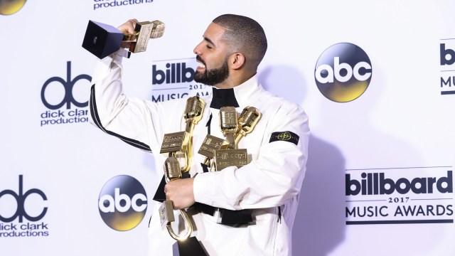 Drake rompe récord de Adele y los mejores momentos de los Billboard