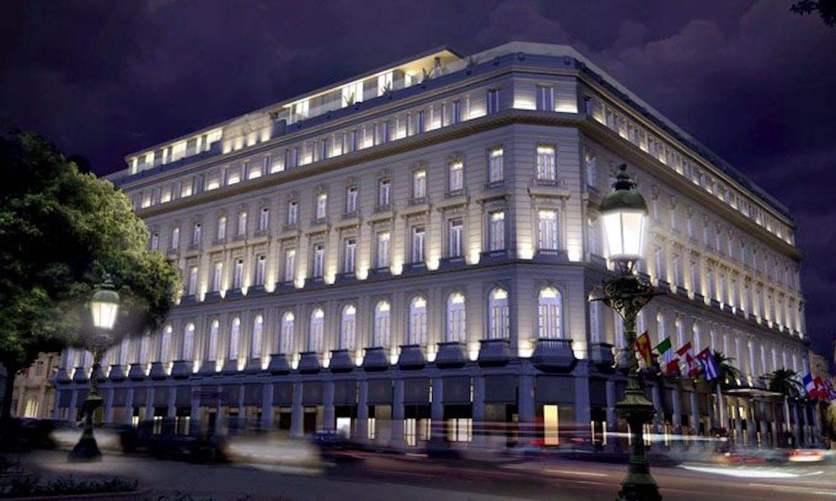 Cuba ya tiene su primer hotel de cinco estrellas