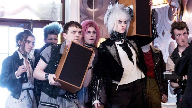 Nicole Kidman en How to Talk to Girls at Parties, la nueva película de John Cameron Mitchell, basada en el comic homónimo de Neil Gaiman