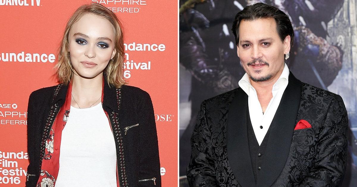 Lily Rose Depp y otros hijos de famosos participan en el último desfile de Chanel
