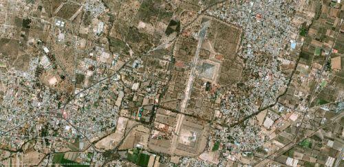 Así se ve Teotihuacán desde las alturas