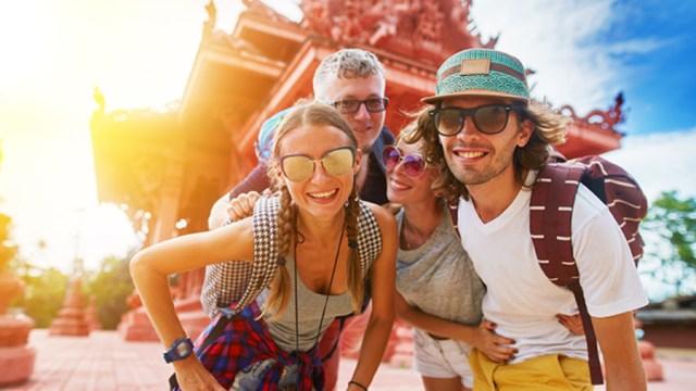 Fundación paga 50 mil pesos al mes para viajar por el mundo