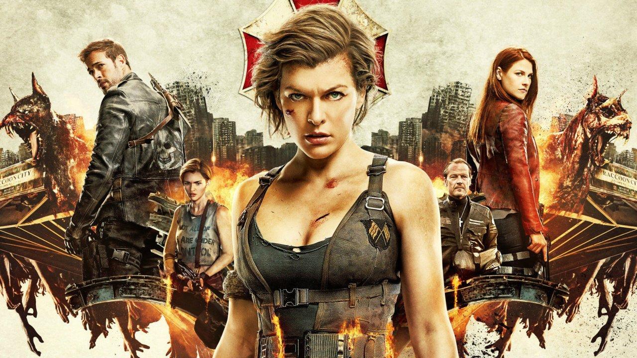 Resident Evil tendra un reboot cinematográfico