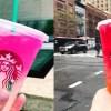 Stabucks lanza Unicorn Lemonade y Dragon Frappuccino